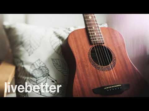Música Instrumental de Guitarra Relajante Acustica para Trabajar Concentrarse Estudiar Alegre
