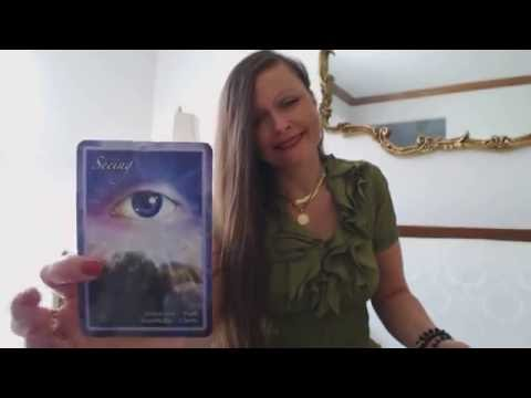 Free Daily Oracle & Tarot Intuitive Angel Card Reading - Thursday June 2, 2016