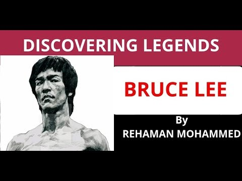 BRUCE LEE-HOW HE BECAME MOST INFLUENTIAL PERSON AT THE AGE OF 30 ITSELF!