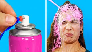 FUNNIEST DIY PRANKS ON FRIENDS || Crazy Family Pranks by 123 GO!