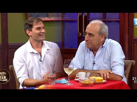Alfredo Fratti y Eduardo Regueira