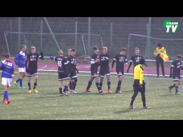 Juniorzy starsi: GTV Stadion Śląski - MSPN Górnik Zabrze