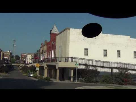 """Morristown, Tennessee - from the courthouse to the """"Skymart"""" downtown"""