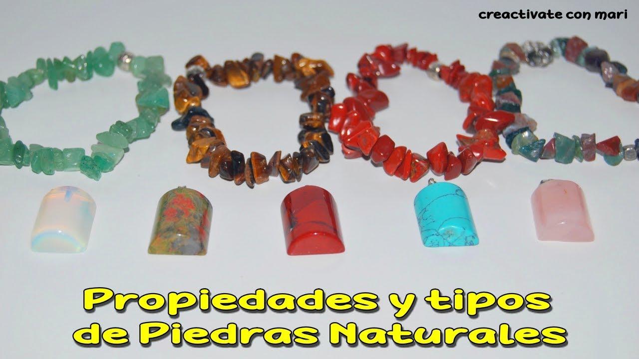 c55554049cab Propiedades y tipos de piedras naturales - YouTube