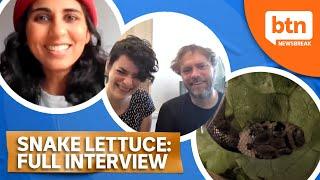 Snake Lettuce - Full Interview