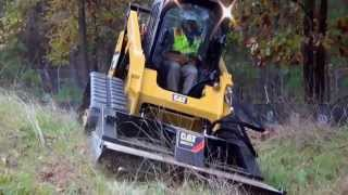 Cat® D Series Skid Steer Loaders, Multi Terrain Loaders and Compact Track Loaders at Work