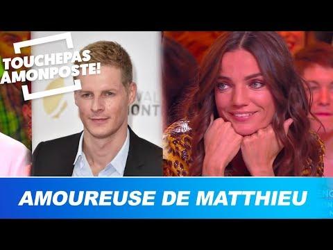 Francesca Antoniotti folle amoureuse de Matthieu Delormeau