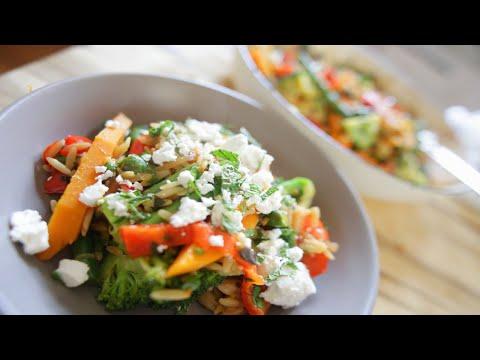 risoni-vegetable-side-dish