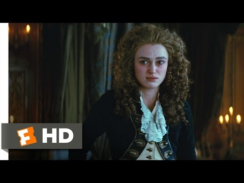 The Duchess (5/9) Movie CLIP - One Single Thing Of My Own (2008) HD poster