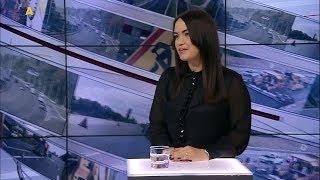 Елена Криворучко - о повышении уровня безопасности на украинских дорогах