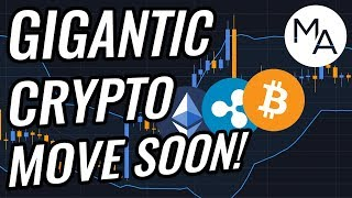 GIGANTIC Move Coming To Bitcoin & Crypto Markets!? BTC, ETH, XRP, Cryptocurrency & Stocks News!