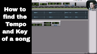 how-to-find-the-tempo-and-key-of-a-song