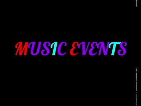 Mobile App Project: Music Events - showcase