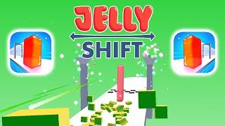 Jelly Shift - Gameplay - First Levels 1 - 30 (iOS - Android)