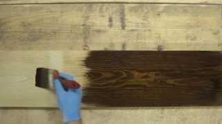 покраска сосновой доски (пропитка маслом)(, 2013-06-10T16:15:04.000Z)