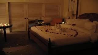 صور غرف نوم رومانسية بالشموع
