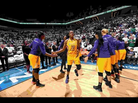 Nneka Ogwumike's 19 Points Lead Sparks To Game 1 Victory