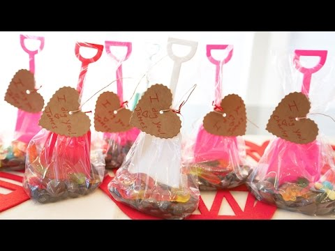adorable diy valentine's day gift - cute kids! cute craft! - youtube, Ideas
