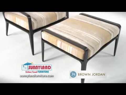 Brown Jordan Outdoor Furniture Fall Season Sale - Sunnyland Patio Furniture in Dallas