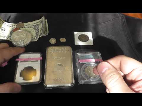 Silver Bullion vs Numismatics, a Discussion