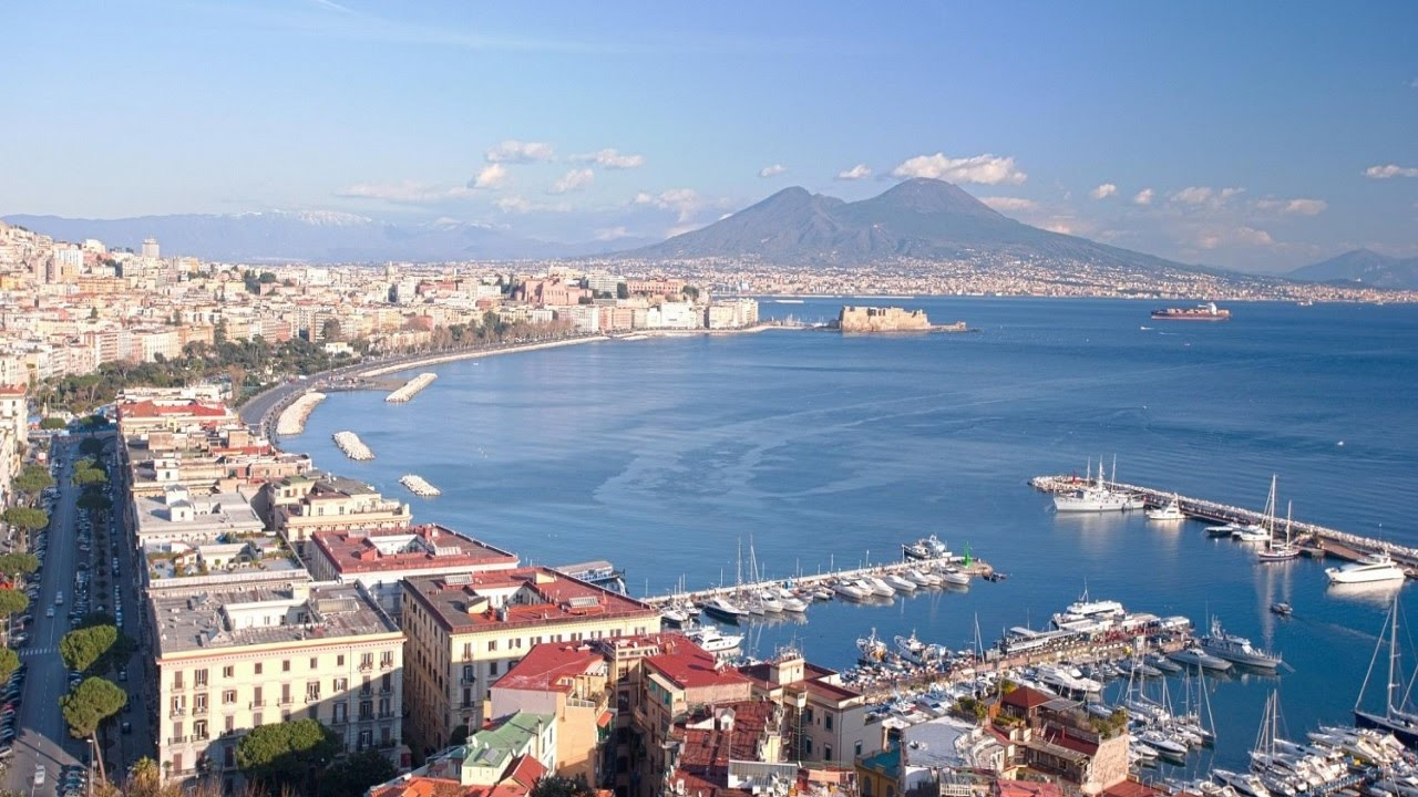 Napoli Città Meravigliosa Youtube