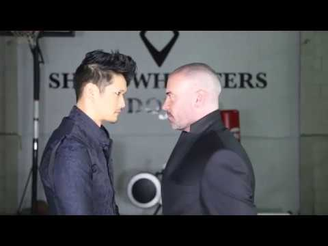 Find Out Who Would Win A Shadow World Staring Contest: Harry Shum Jr. vs. Alan van Sprang