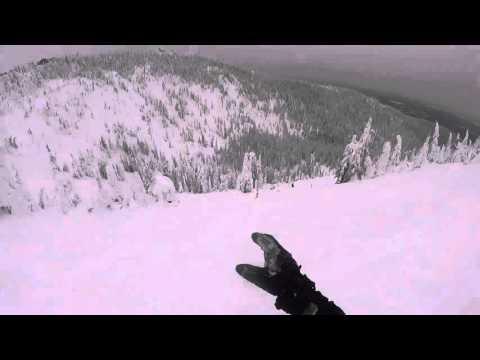 Whitefish Mountain - Glory Hole Pt2