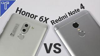 Redmi Note 4 vs Honor 6X Camera Comparison! - Which one is better?