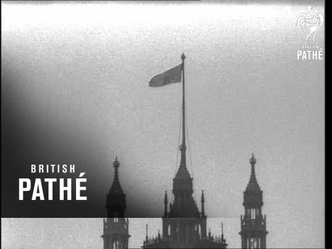 Houses Of Parliament AKA Houses Of Parliament Exterior (1955)