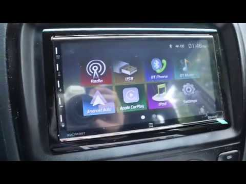 (CHEAPEST ANDROID AUTO STEREO) DUAL TECH DIGITAL MEDIA RECIEVER  With 7