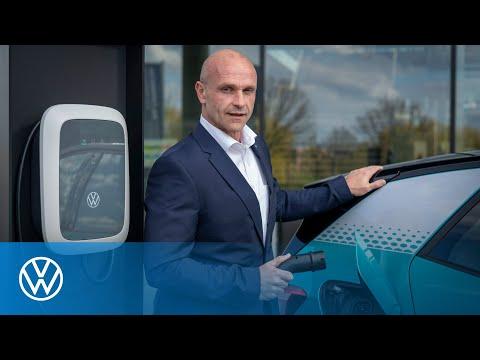 Wallbox für alle: Volkswagen bringt den ID. Charger auf den Markt - Drei Fragen an: Thomas Ulbrich