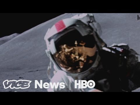 President Trump Has a Plan For Space Domination: VICE News Tonight on HBO