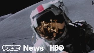 President Trump Has a Plan For Space Domination (HBO)