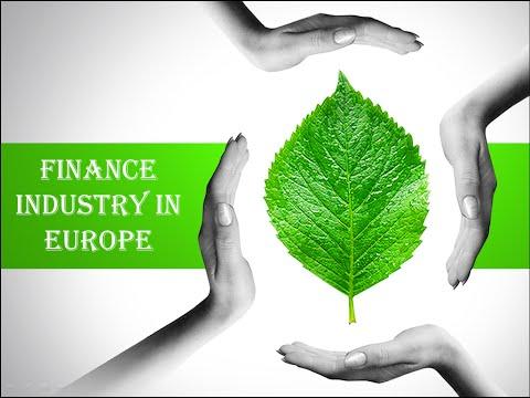 Finance Industry in Europe