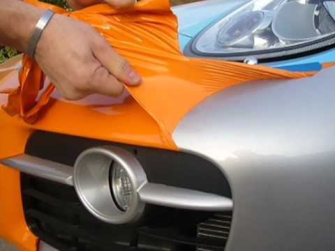 Remove Spray Paint From Car >> foilack Removable Foil - YouTube