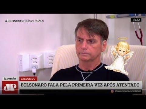 ENTREVISTA DO BOLSONARO NO HOSPITAL  - #ELENÃO │ PESQUISA ELEITORAL IBOPE - HADDAD │ HENRY BUGALHO