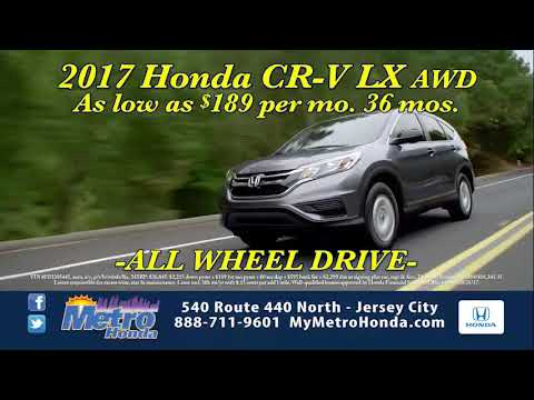 Metro Honda VIP Advantage CRV Sept
