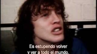 AC/DC Entrevista Enero 1981 (subtitulos)