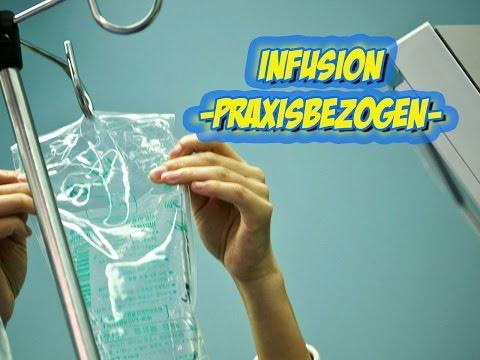 Subkutane Infusion - Praxisbezogen