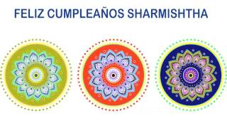 Sharmishtha   Indian Designs - Happy Birthday