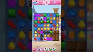 Menaklukkan level 1158 candy crush Saga game