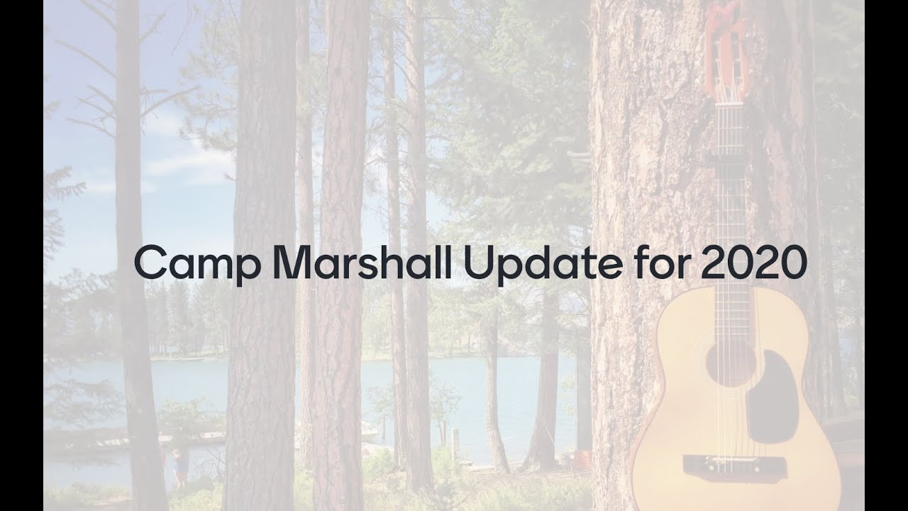 The Convention Report for Camp Marshall - 2020