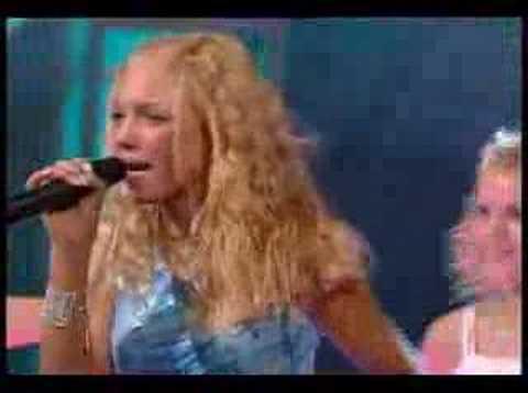 Sisse Søby - Du har brug for mig (MGP 2001)