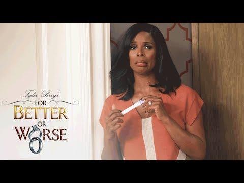 Pregnancy Test Redo   Tyler Perry's For Better or Worse   Oprah Winfrey Network