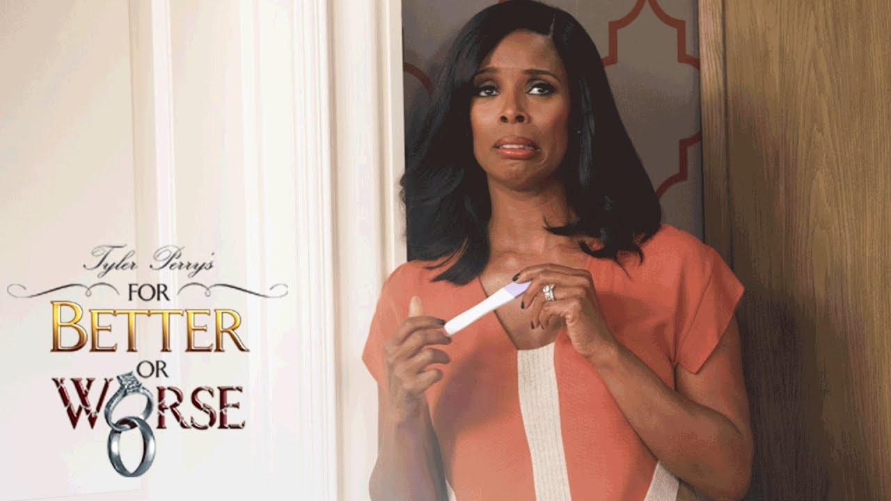 Pregnancy Test Redo | Tyler Perry's For Better or Worse | Oprah Winfrey  Network