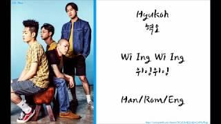 Hyukoh (혁오) - Wi Ing Wi Ing (위잉위잉) LYRICS [HAN/ROM/ENG] Mp3