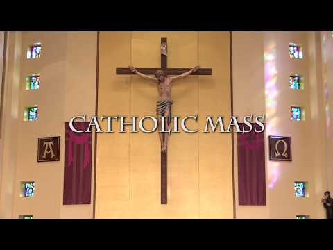 Catholic Mass for February 18th, 2018: The First Sunday of L