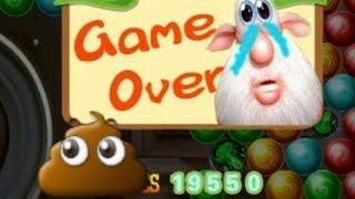 ГОВОРЯЩИЙ БУБА ИГРА Мультик для детей НОВЫЕ СЕРИИ Ухаживаем за Бубой Booba Bubble Game for kids
