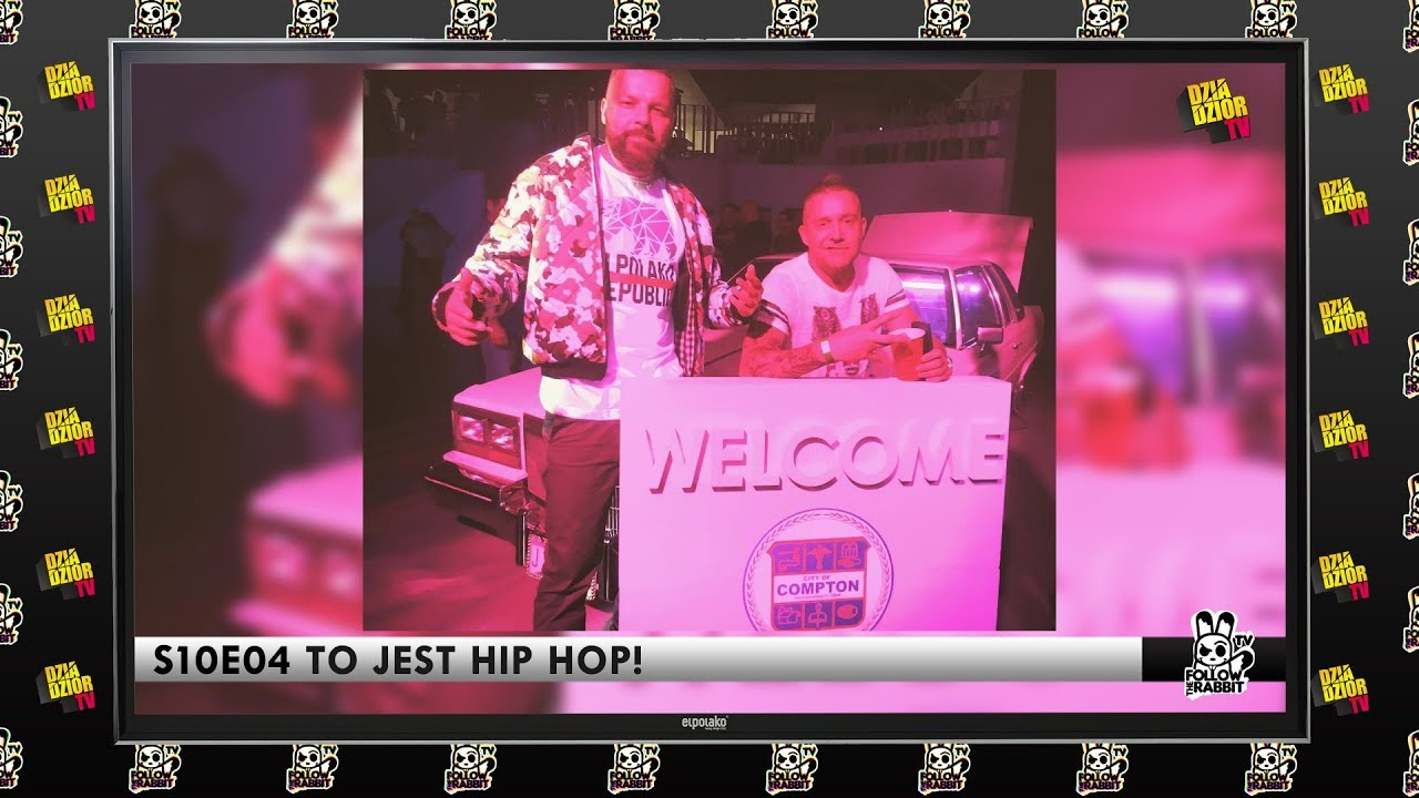 Follow The Rabbit TV S10E04: TO JEST HIP HOP!