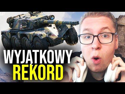 WYJĄTKOWY REKORD - World of Tanks thumbnail